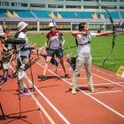Archery World Cup: India win one silver, two bronze