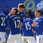 EPL Photos: Everton edge Bournemouth; Defoe boosts Sunderland