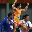 Grand welcome awaits Olympics bronze medallist Sakshi Malik