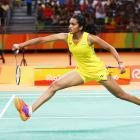 CRPF to appoint Sindhu as Commandant and brand ambassador