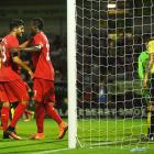 League Cup: Liverpool rout Burton; West Brom, Watford booted out