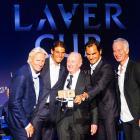 Borg, McEnroe to renew rivalry in Laver Cup