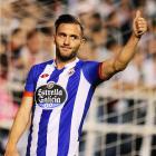 Deportivo striker Perez to join Arsenal?