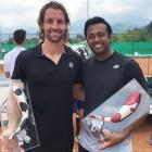 Paes one win way from ending men's doubles title drought
