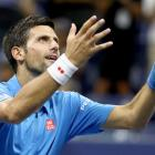 Fitness concerns for Djokovic in opening round win
