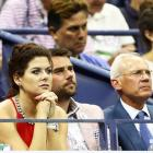 PHOTOS: Look who turned up on the opening day of the US Open!