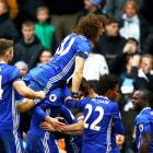 EPL PHOTOS: Ruthless Chelsea rally to sink Man City; Spurs down Swansea