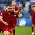 Roma midfielder Strootman gets two-match ban for simulation