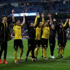 PHOTOS: Dortmund beat Real to top spot, Porto crush Leicester