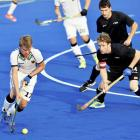 Jr Hockey World Cup: Germany eke out fighting win over NZ