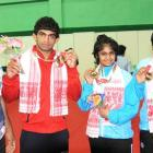 SAG, Day 3: 14 out of 16 gold for Indian wrestlers