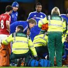 Chelsea's Zouma could miss Euro Championships after knee surgery