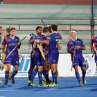 Hockey India League: UP Wizards hammer Punjab Warriors 4-1
