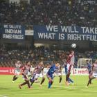 I-League: Deja vu for Mohun Bagan as they spoil Bengaluru party