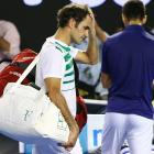 Federer out of Madrid Open with back injury