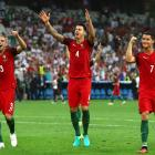 Portugal beat Poland in shootout to reach Euro semis