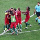 Talented players, dull matches... 'anything is possible' for Portugal