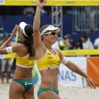 Brazil hope to kick sand in US face