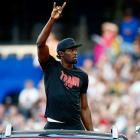 Usain Bolt arrives in Rio for shot at immortality