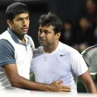 Paes and Bopanna likely to clash in Wimbledon pre-quarters