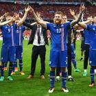 Will Iceland melt under English pressure?