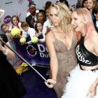 PHOTOS: Stars of women's tennis glitter at pre-Wimbledon bash