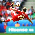 Shaqiri's overhead goal draws similarities with goals of yore