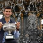 Novak Djokovic focused on Wimbledon defence