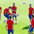 Euro: Mouth-watering clash of styles as Spain take on Italy