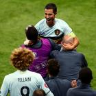 Euro 2016: Hazard-inspired Belgium crush Hungary