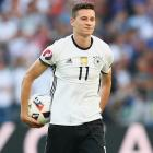 Germany's Draxler is only missing piece in Loew's puzzle