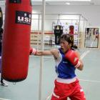 Mary moves back to 48kg light flyweight division
