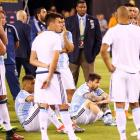 'More Argentina players may retire from internationals'