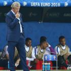 England manager Hodgson quits after Euro 2016 exit