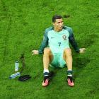 Portugal keep faith in 'amazing' captain Ronaldo
