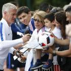 Euro 2016: Problems in defense for France in Iceland challenge