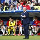 Euro 2016: Resistance to change in Spain despite exit