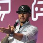 Russian Grand Prix: Hamilton fastest in practice, Vettel stops