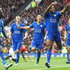 Leicester City win EPL title for first time