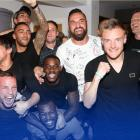 Champions Leicester City are 'having a party' with EPL title in the bag