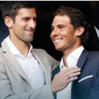 PHOTOS: What have Djokovic and Nadal been up to in Madrid?