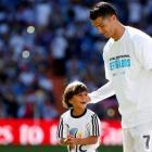 Syrian whose plight went viral finds refuge in Spanish soccer