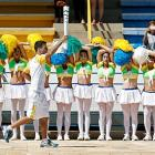 Man arrested in Brazil for attempt to douse Olympic torch