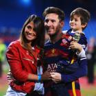 'Kings of Spain', Barca players celebrate Copa del Rey win in style