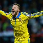 Meet Ukraine's 'new Shevchenko'
