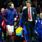 He feels Van Gaal deserved better treatment