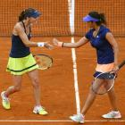 Wins for Sania, Bopanna and Paes at French Open