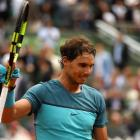 Wrist injury forces Rafael Nadal to pull out of French Open