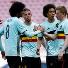 De Bruyne's long-range strike helps Belgium sink Switzerland