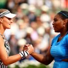 French Open PHOTOS: Serena survives Mladenovic test, Ivanovic out